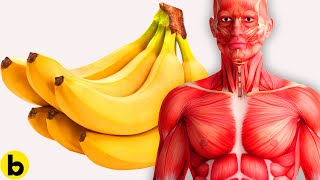 Eating Bananas Everyday Will Do This To Your Body