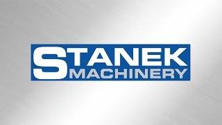 Nowa jakość - STANEK MACHINERY