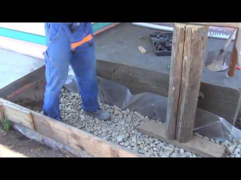видео: Отмостка и утепление фундамента