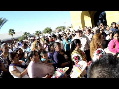 Inauguracion de Iglesia, Mecca California