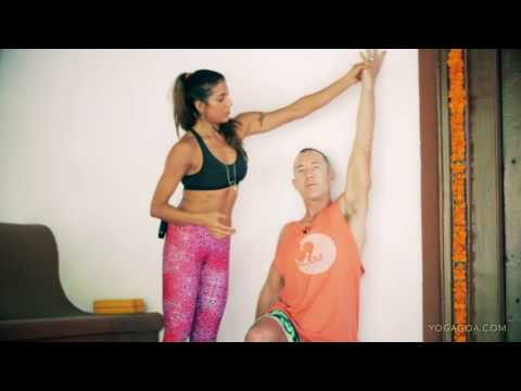 Preparing for Back Bending with Ashtanga Yoga Teacher Deepika Mehta