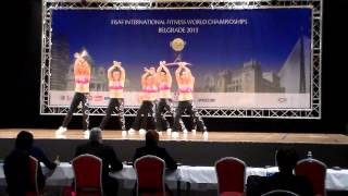 FISAF World Championships  - PSA 2013
