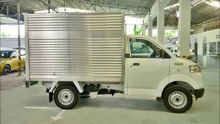 Suzuki Carry Pro 705kg thùng kín, máy lạnh, nhập khẩu nguyên chiếc giá rẻ
