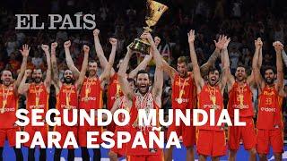MUNDIAL DE BALONCESTO | Hablan los jugadores tras la final
