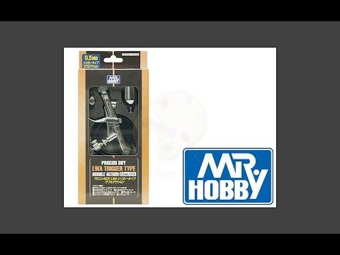 Mr Hobby Procon Boy Ps-290 Trigger airbrush.
