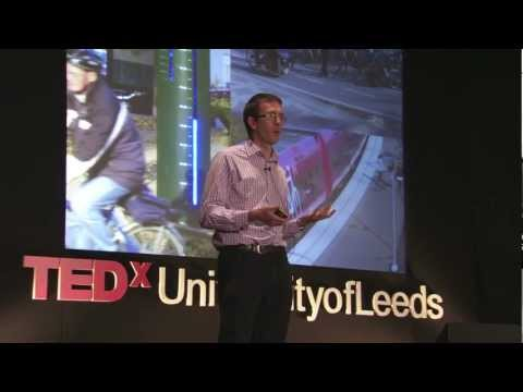 Transport policy and its influence on the city of tomorrow: Greg Marsden at TEDxUniversityofLeeds