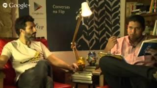 Google Play apresenta Conversas na Flip com Francisco Bosco