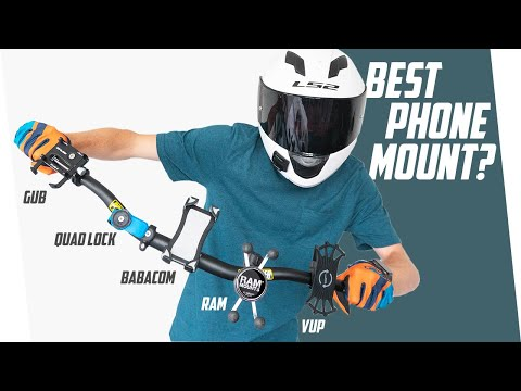Which Motorcycle Phone