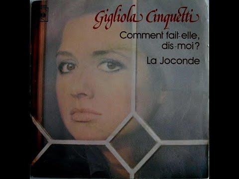 Gigliola Cinquetti - La joconde (1976)