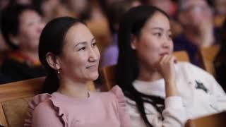 Якутский колледж культуры и искусств-КУНЕРКЕН, отчетный концерт 2018 г