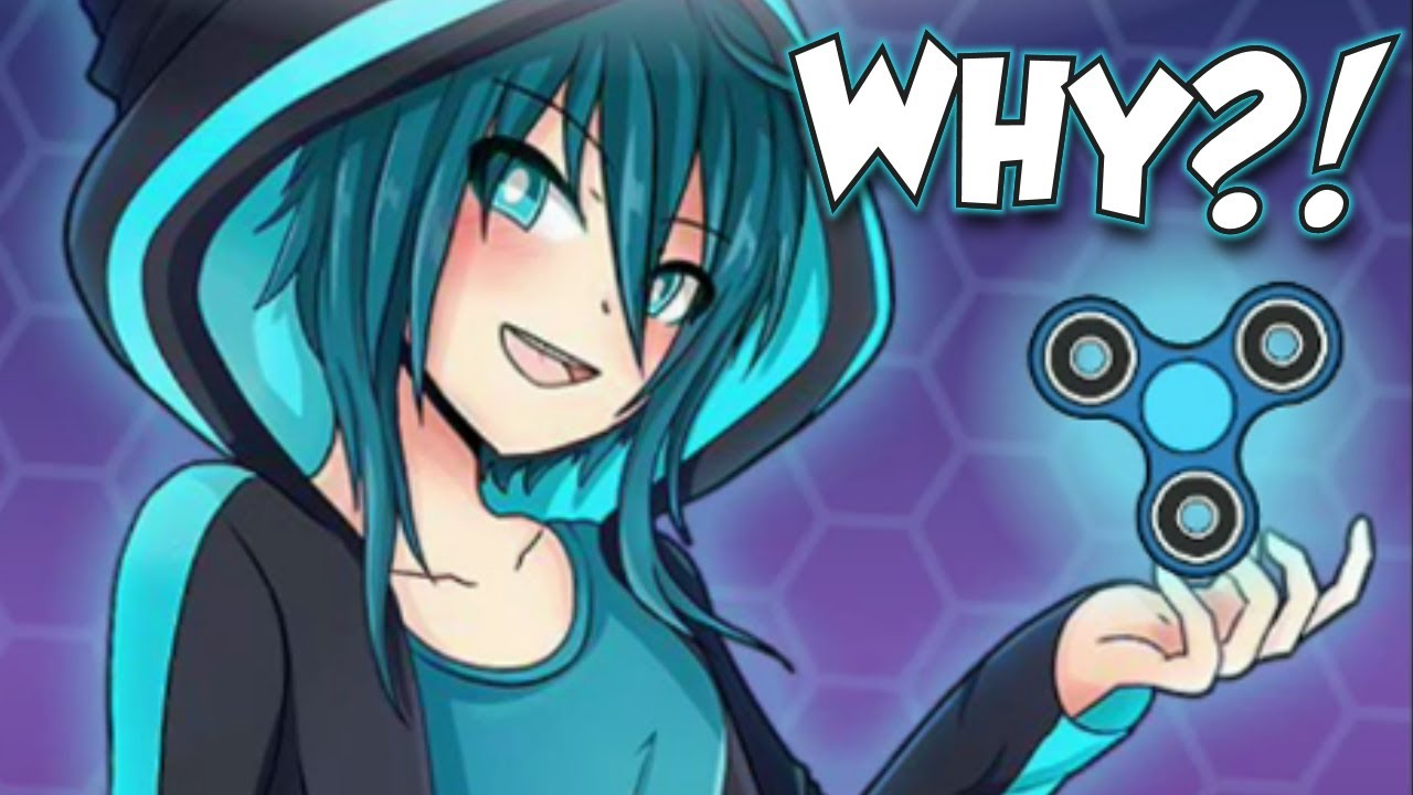 Download Anime Fidget Spinner Battle Mod Apk