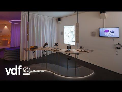 Marta Giralt explores graphene use in sustainable fashion   VDF x Design Museum   Dezeen
