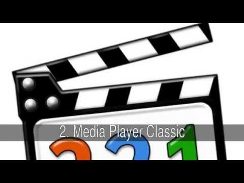 The best multimedia players for Windows