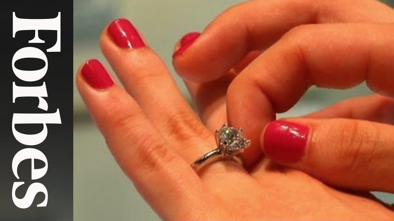 cc82cb216 Deconstructing The Tiffany Setting, The World's Most Popular Engagement Ring