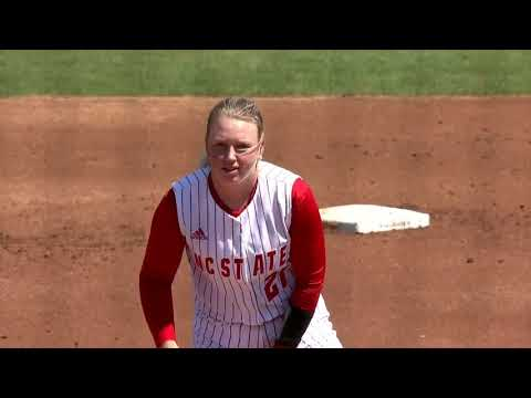NCAA Softball 2019 :  NC State Vs  #4 Florida State Mar 23