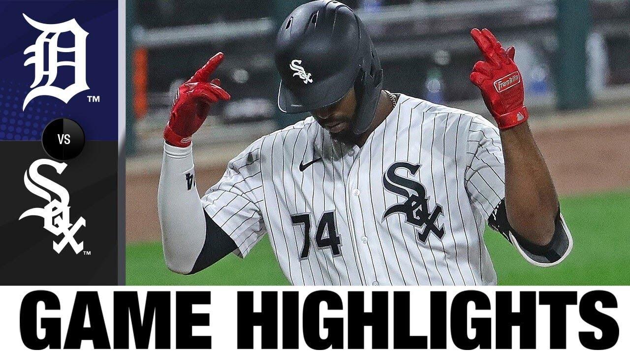 Eloy Jiménez's homer fuels White Sox win | Tigers-White Sox Game Highlights 9/11/20