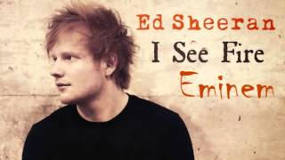 Download Eminem & Ed Sheeran I see fire MP3 song and Music Video