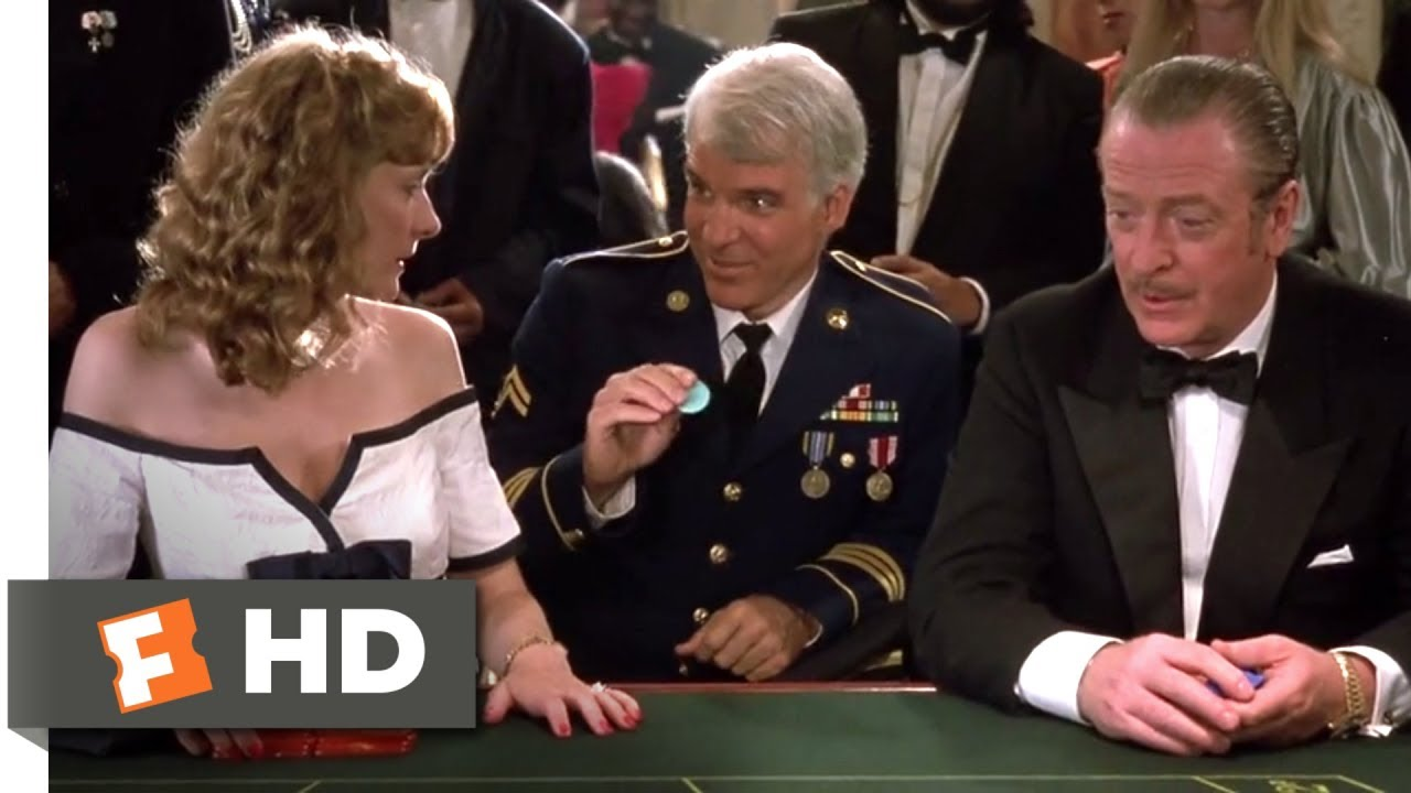 Download Dirty Rotten Scoundrels (1988) - Wheelchair Roulette Scene (7/12) | Movieclips