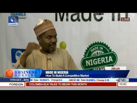 Made In Nigeria Goods: Harmonizing Fiscal & Monetary Policies For Growth