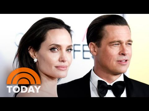 Angelina Jolie Says Brad Pitt Has Not Been Paying 'Meaningful' Child Support  TODAY