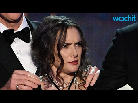 winona ryder steals the show public Kaiser has been covering the fashion wins for winona ryder as she wouldn't be nice if winona steals who broke up w/winona right before she had her public.
