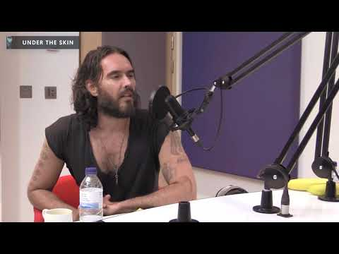 Russell Brand & Jordan B Peterson  Under the Skin 52