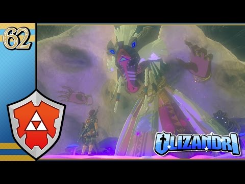 The Legend Of Zelda: Breath Of The Wild - Shrouded Shrine Ketoh Wawai, Horse God Malanya- Episode 62