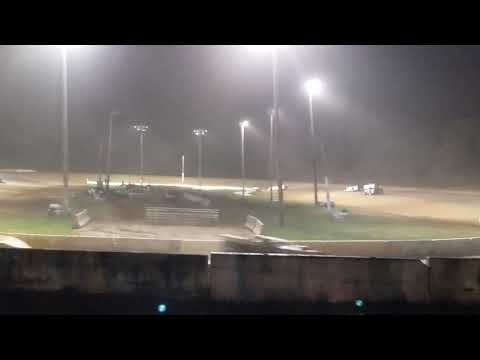 Luke Hoffner 2nd place Sept 14th Clinton county speedway