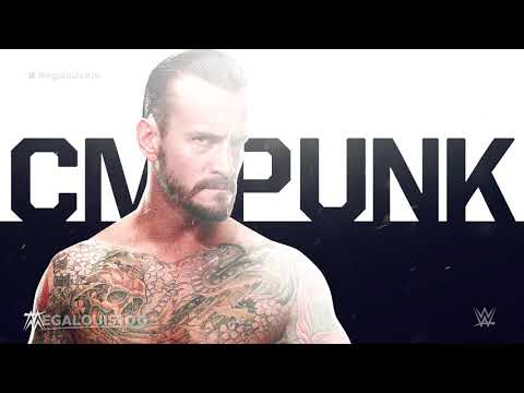 CM Punk WWE Theme Song -