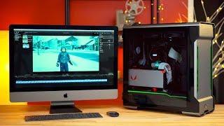 Hackintosh vs iMac Pro for Video Editing in 2019? Bizon V5000