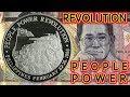 PEOPLE POWER REVOLUTION 10 PESOS