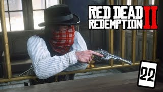 OSTATNI SKOK? | Red Dead Redemption 2 [#22]