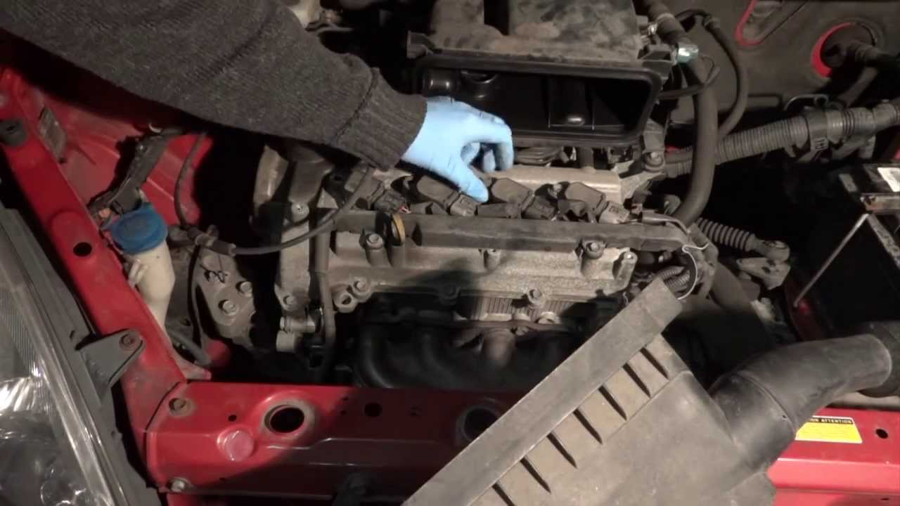 2005 Ford Focus Fuel System Diagram Toyota Yaris Quick Service Youtube