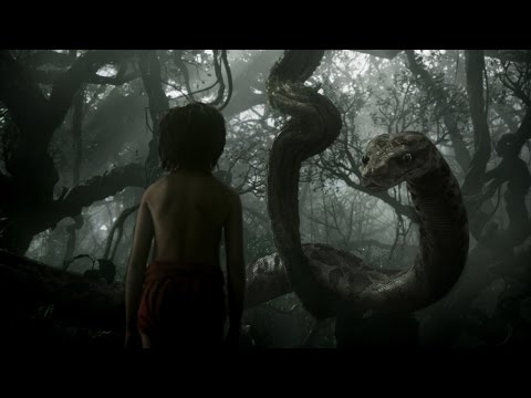 Disney's 'The Jungle Book' (2016) Mowgli Meets Kaa - IMAX Exclusive