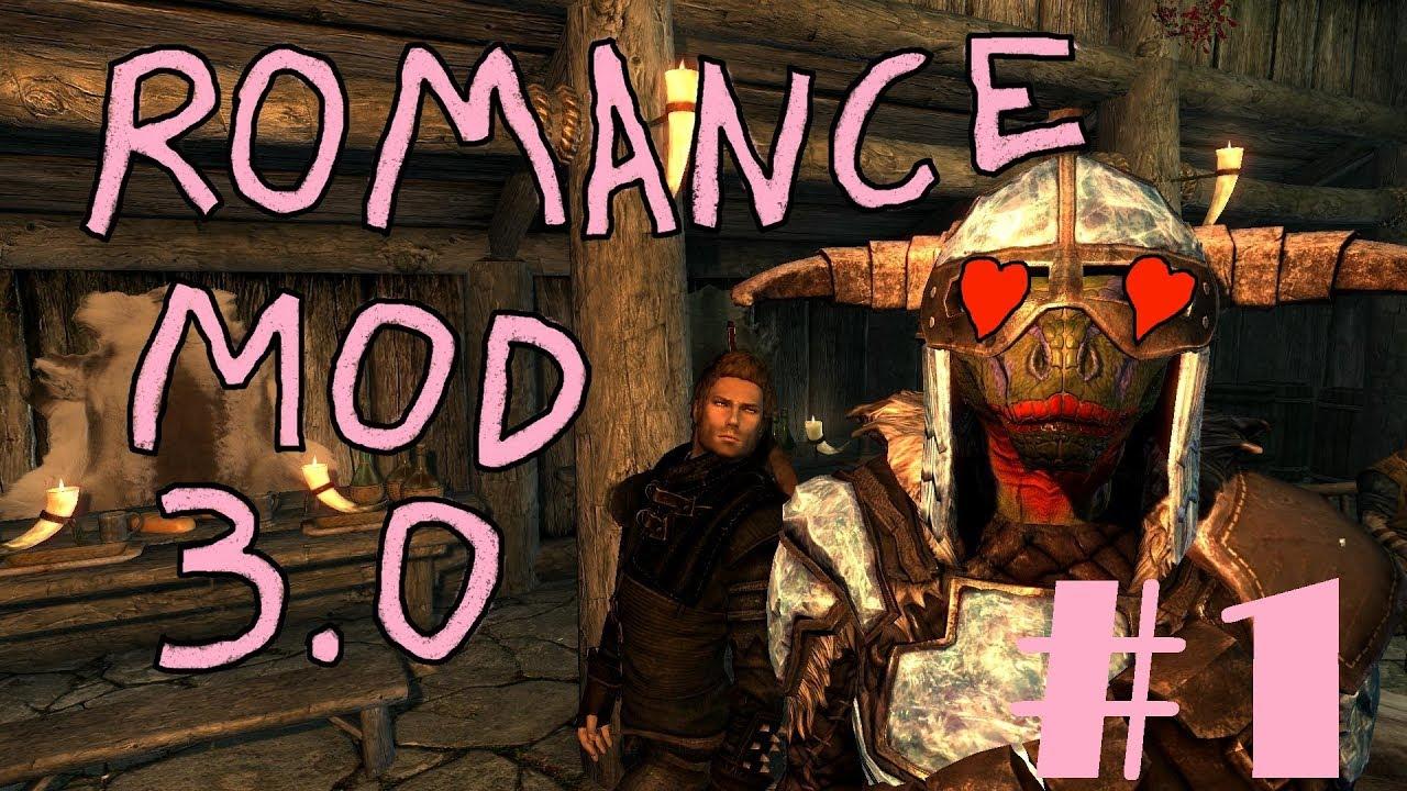 Dating mod Skyrim