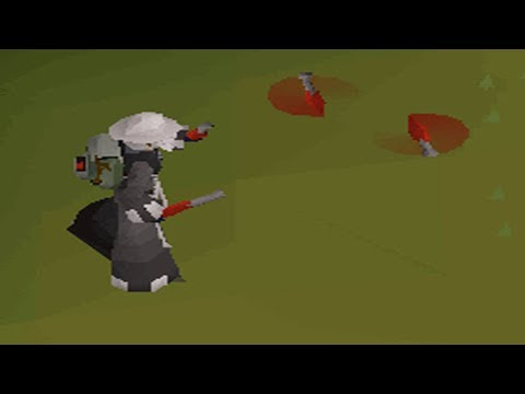 The NEW Meta For PKing (Dragon Knives)