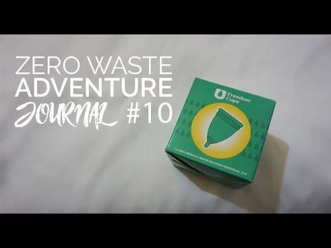 Zero waste Adventure Journal #10: Menstrual Cup