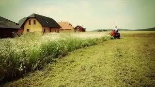видео Садовый трактор Master Yard CR1638