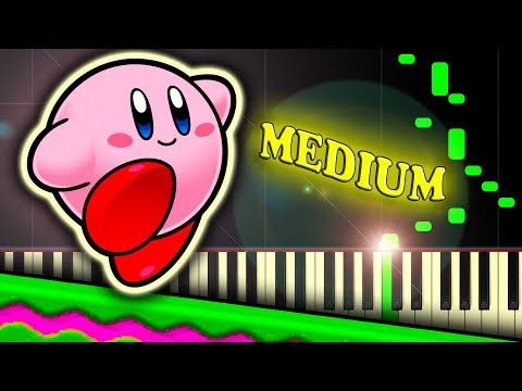 GREEN GREENS from KIRBY'S DREAM LAND - Piano Tutorial