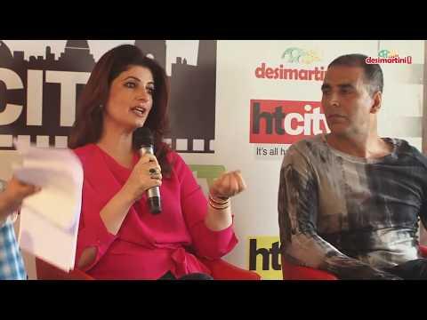StarVaar with Akshay Kumar & Twinkle Khanna    Padman Promotions    Delhi   