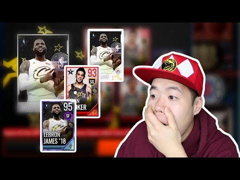 Nba Live Mobile 18 All Star Weekend Winners -  5 New 93+ Players