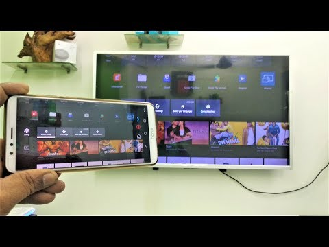 Wirelessly Mirror Any TV Screen On Any Android Phone