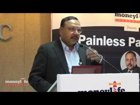 Tanmoy Chakrabarty at Moneylife Foundation's Event on Painless Passports