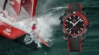 OMEGA: Official Timekeeper of the Volvo Ocean Race