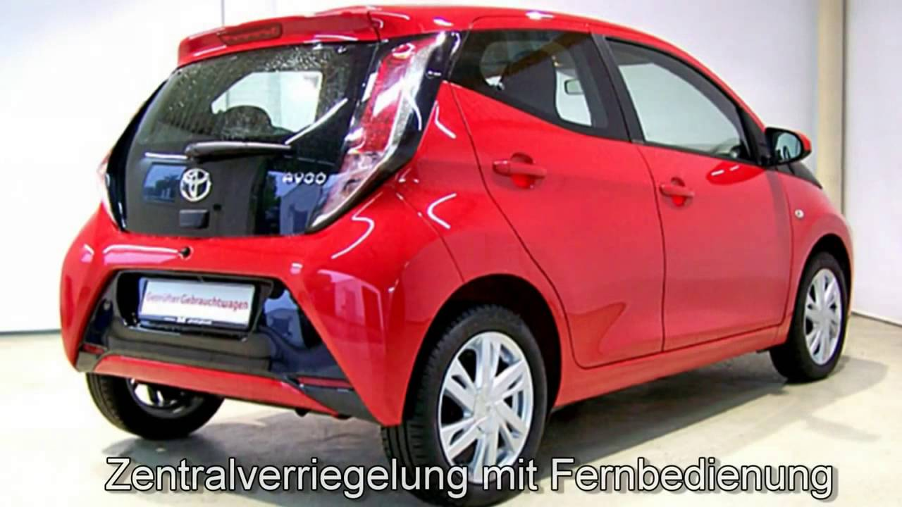 toyota aygo x play touch 064681 autohaus s k neu wulmstorf youtube. Black Bedroom Furniture Sets. Home Design Ideas