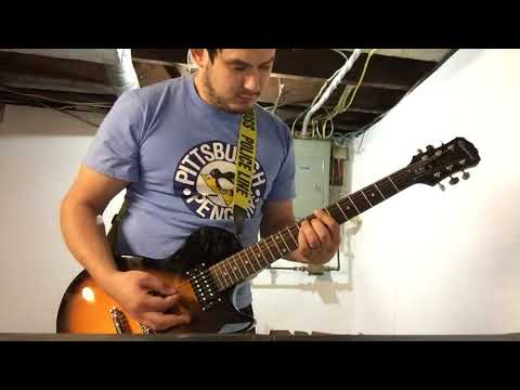 Audience of one Rise against Guitar Cover