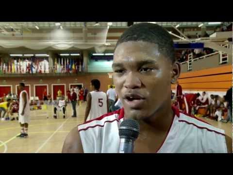FIBA 3x3 U18 World Championships - Brian White from Belize