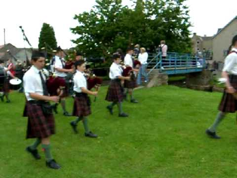 Scots PGC Pipe Band