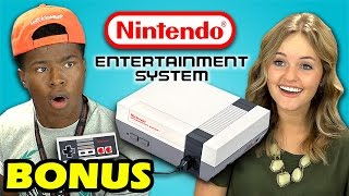Teens React to Nintendo (NES) (Bonus #75)