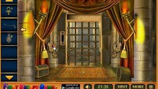 Ancient Egyptian Temple Escape walkthrough FEG..